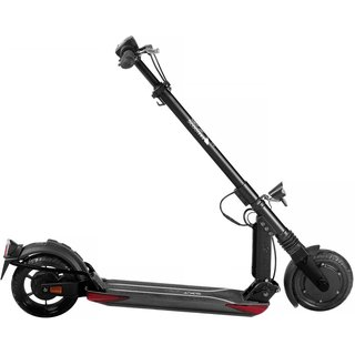 e-Scooter SXT Light Plus V - mit Straßenzulassung Schwarz matt